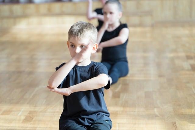 Yoga and Dancing Program